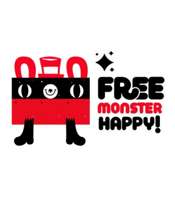 Monster Happy