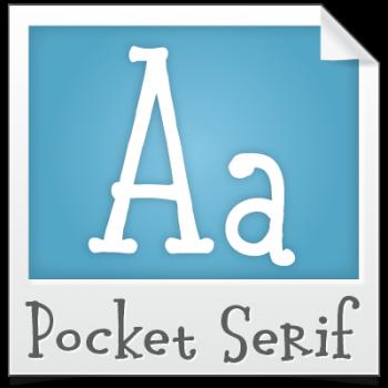 pocket_serif_font