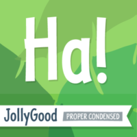 JollyGood Proper Condensed